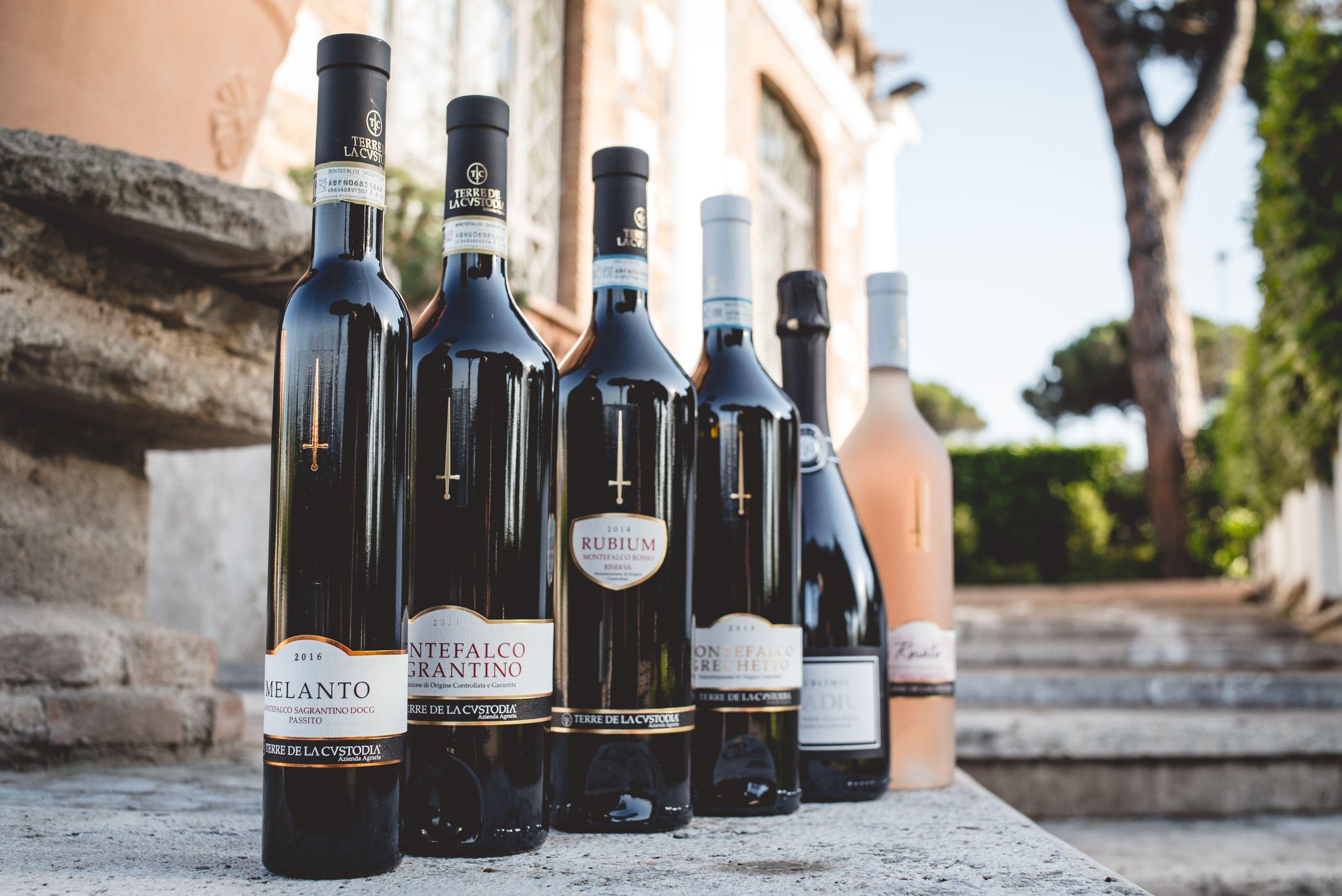 Terre de La Custodia presenta a Roma la nuova linea di vini dedicata all'horeca