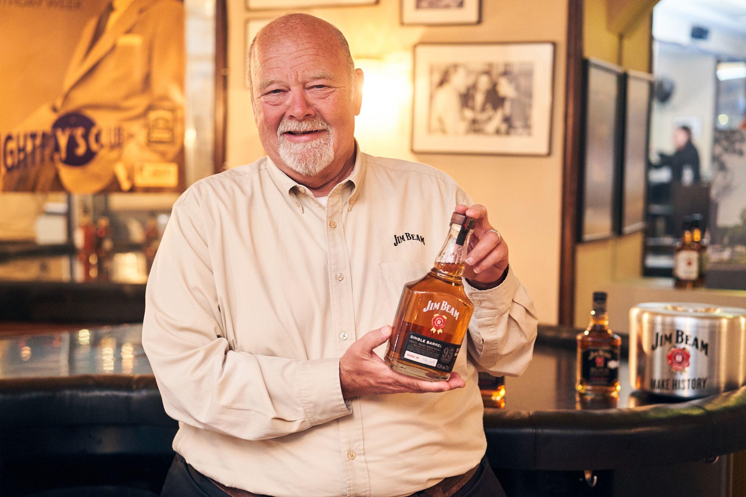 I bartender Italiani omaggiano i 200 anni di Jim Beam