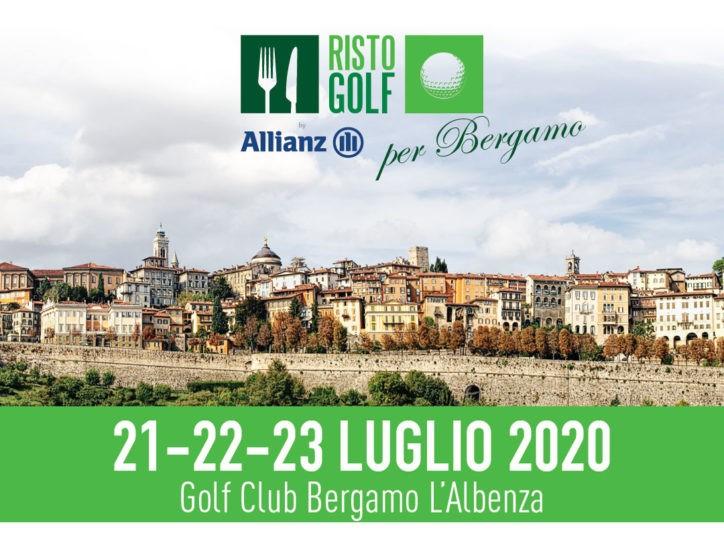 Ristogolf, ristoratori sul campo di golf per beneficenza
