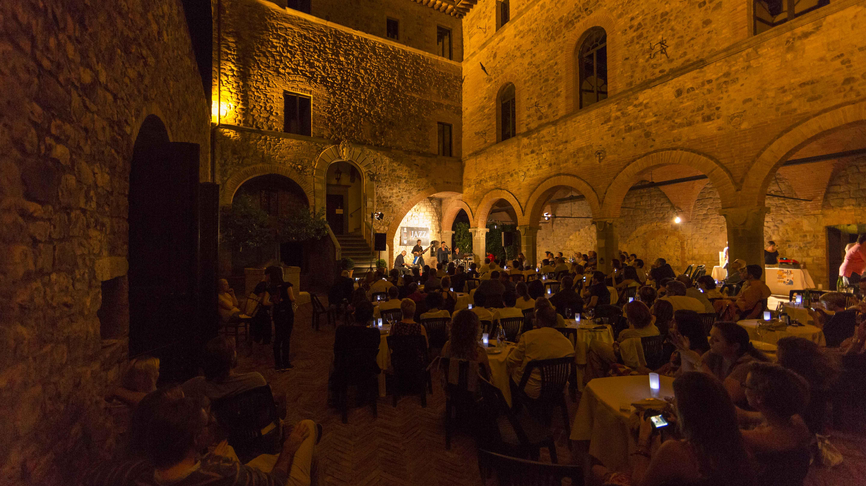 Jazz & Wine in Montalcino: nel segno della speranza e della fiducia