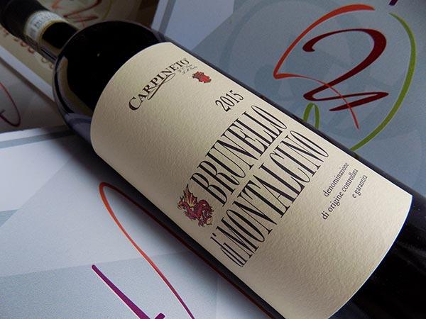 Carpineto S.r.l. – Il vino per tutti Guida ai vini italiani