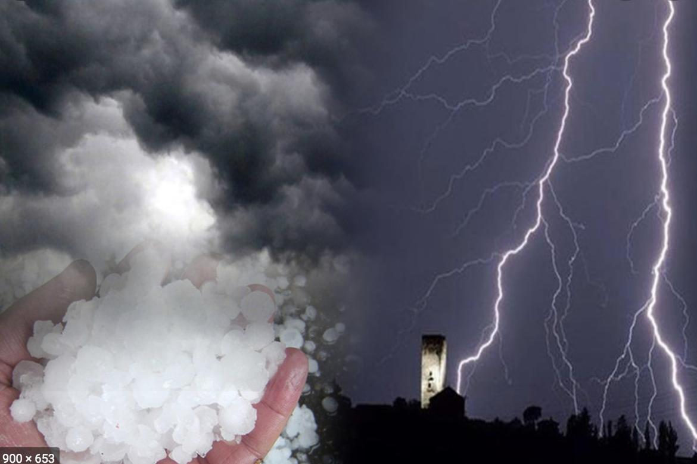 Piove e grandina, governo ladro o cambiamenti climatici nefasti?