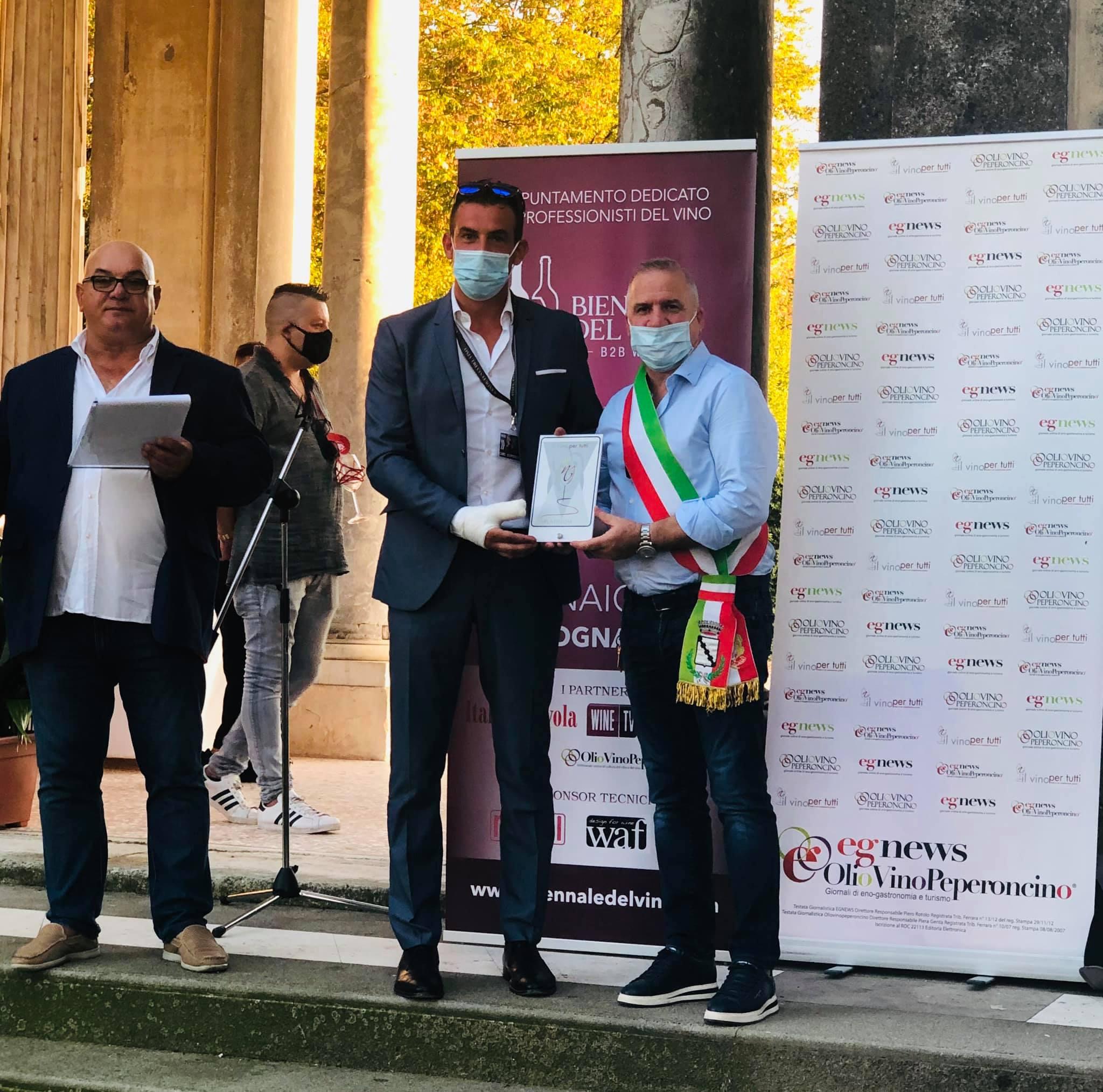La Grande Festa del Vino a Villa Farsetti