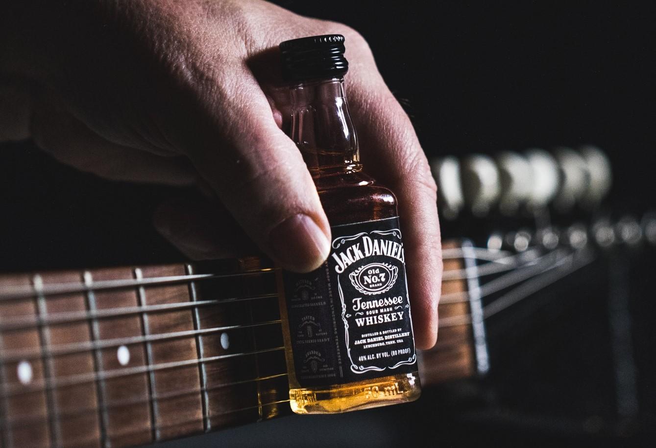 Jack Daniel's #insiemeperlamusica