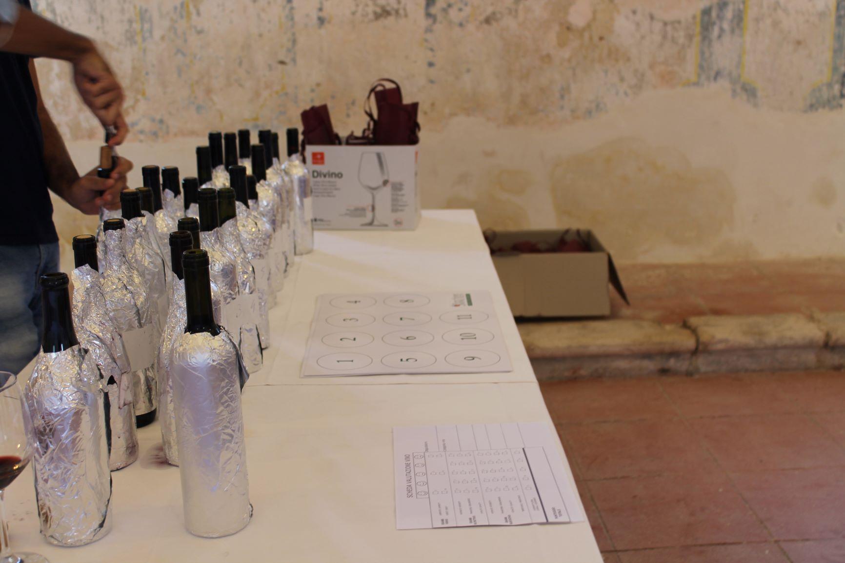 Il Nero d'Avola della cantina Di Prima vince al Terre Sicane Wine Fest