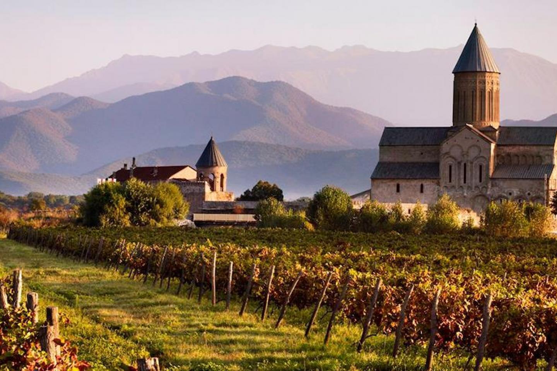 """Riserva Grande  presenta """"I vini della Georgia"""" a Roma  il 25 e 26 settembre"""
