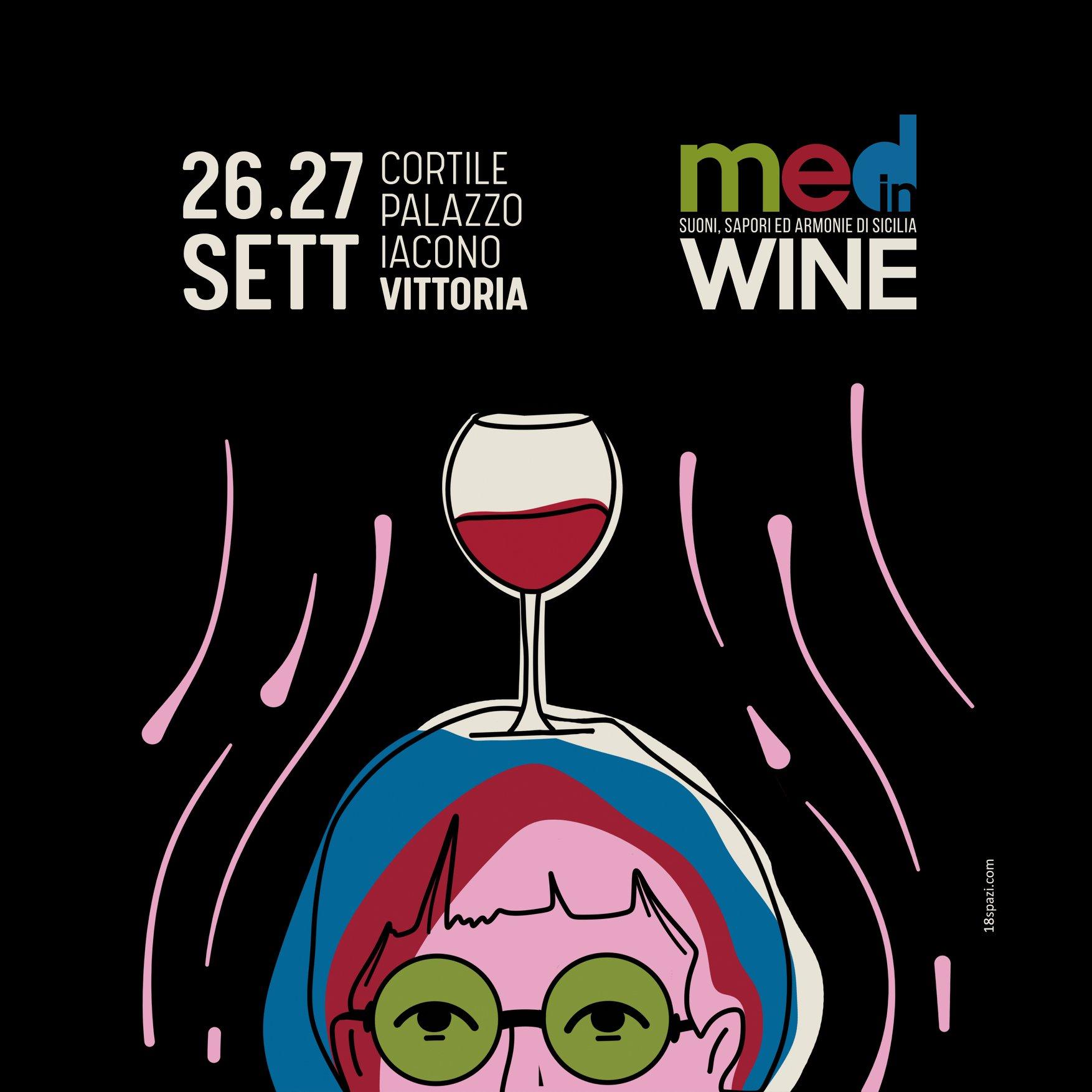 A MedinWine 2020 la Sicilia del vino