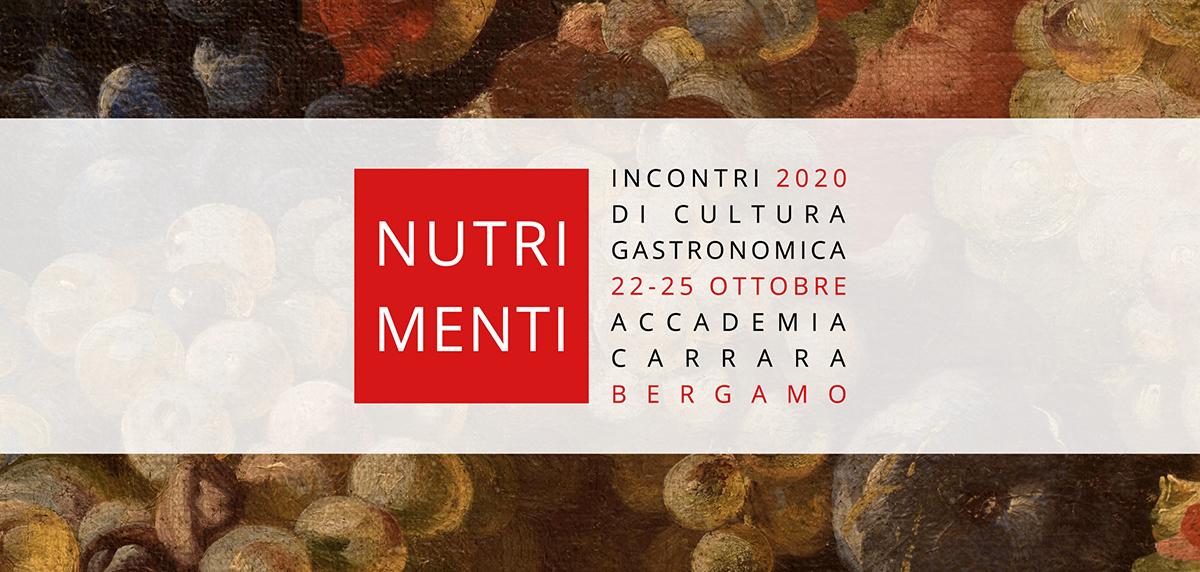 NutriMenti Alla Carrara, Incontri di Cultura Gastronomica