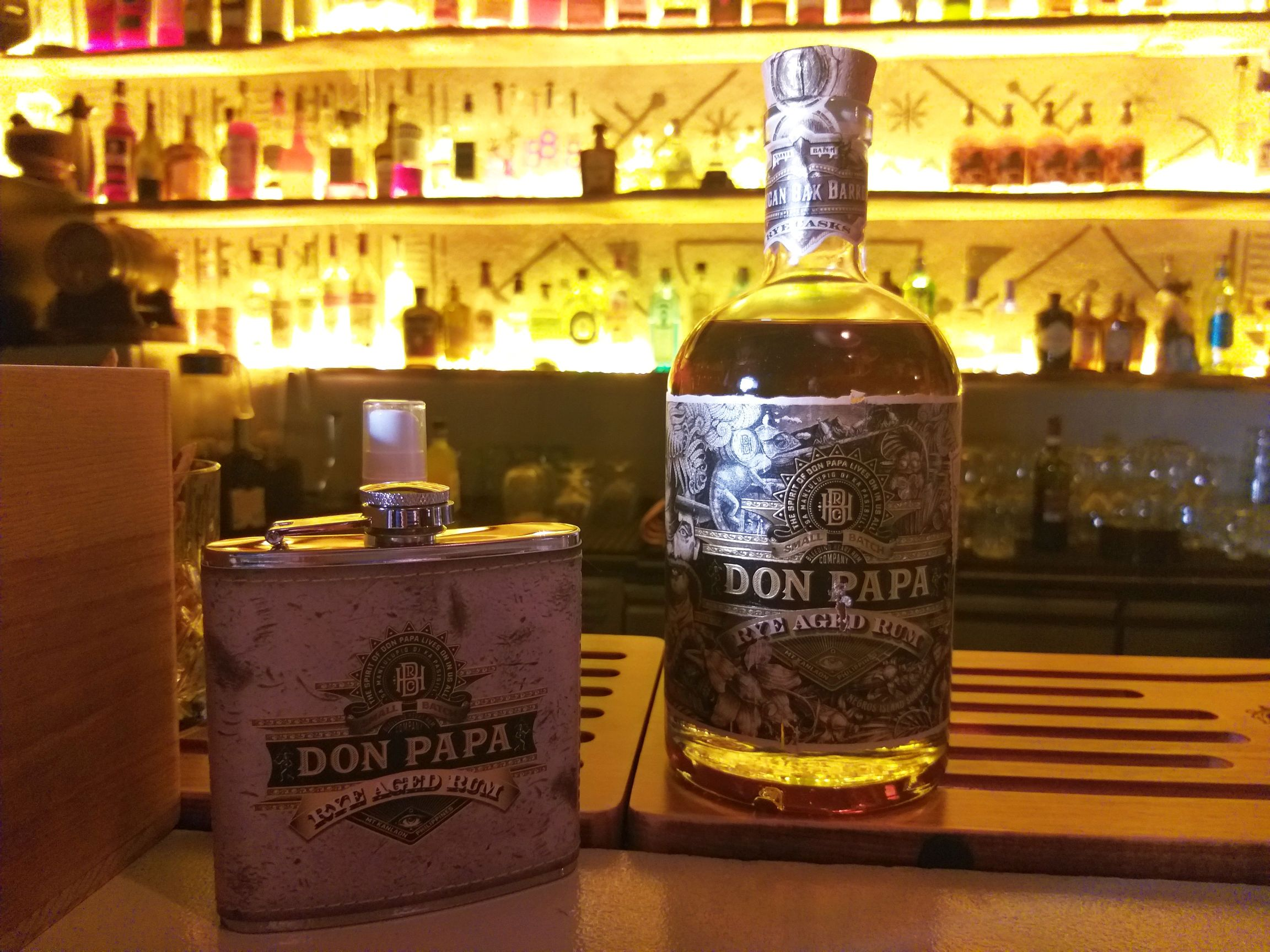 Don Papa presenta il nuovo Rye Aged Rum
