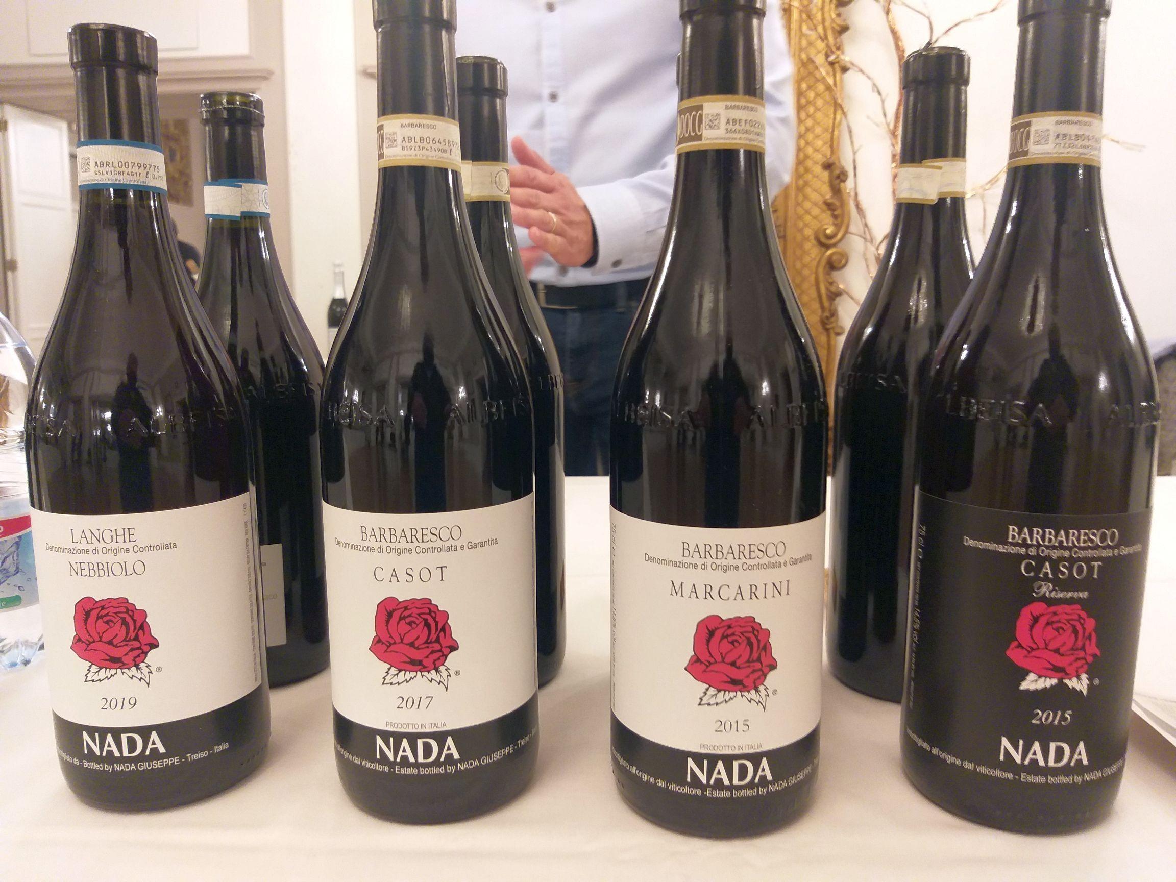 Go Wine  Barolo, Barbaresco & Roero Roma 2020