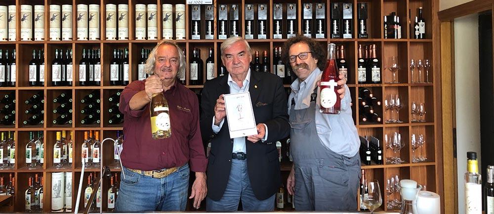 Photo of Nuova sfida di Pojer e Sandri dopo Zero Infinito bianco il Cremisi rosato