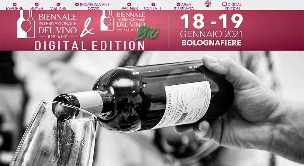 Photo of La Biennale del Vino diventa digital edition e non solo