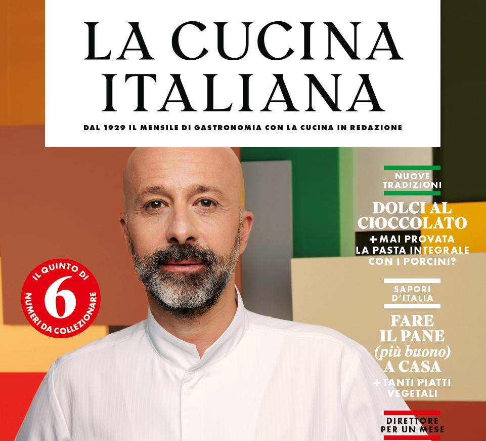 Photo of Niko Romito firma il nuovo numero de La Cucina Italiana
