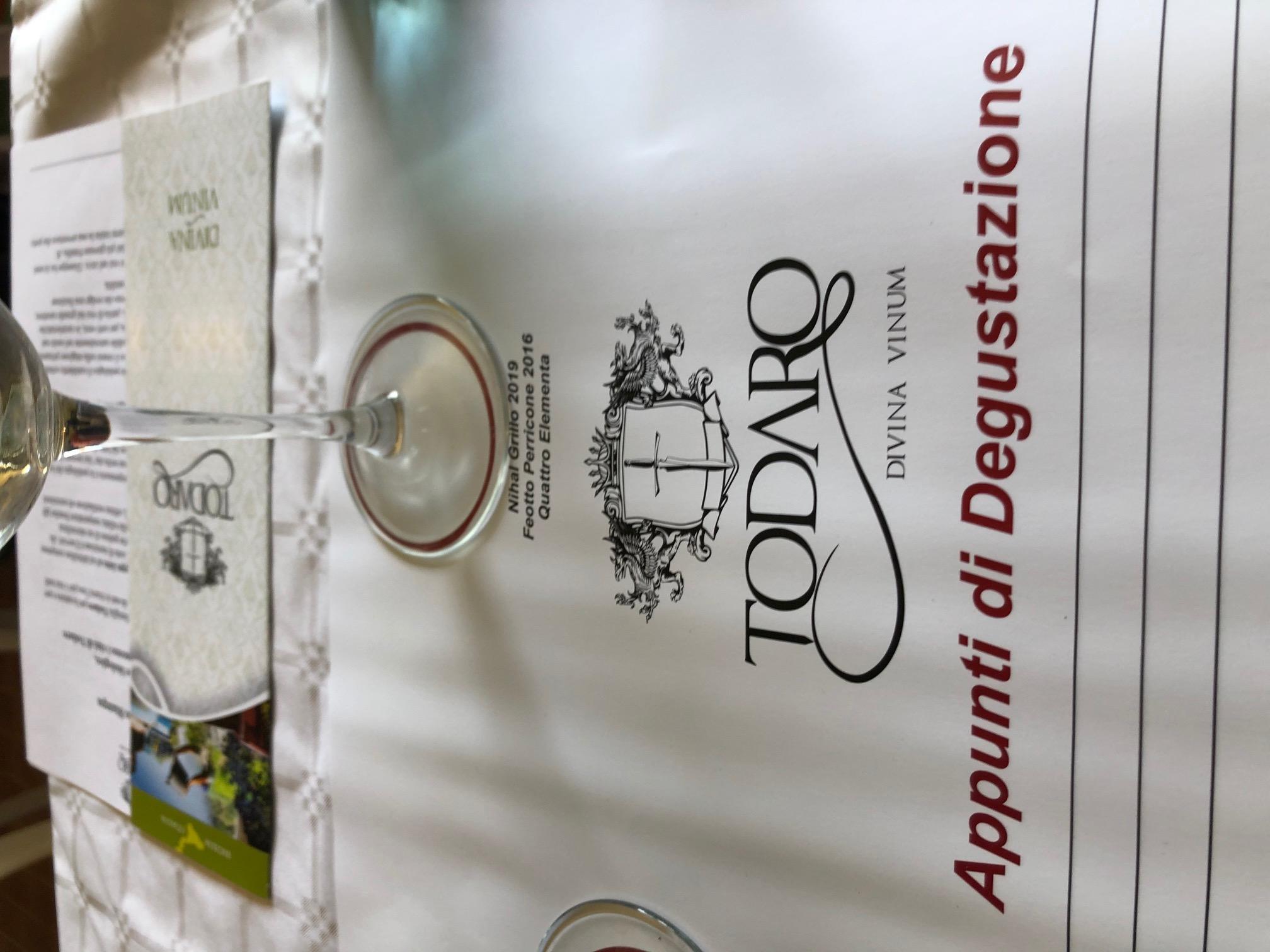 Photo of Carricante, il nuovo bianco di Todaro Winery