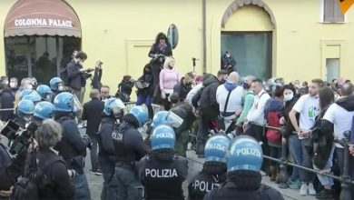 Photo of I ristoratori scendono in piazza per rivendicare il diritto al lavoro